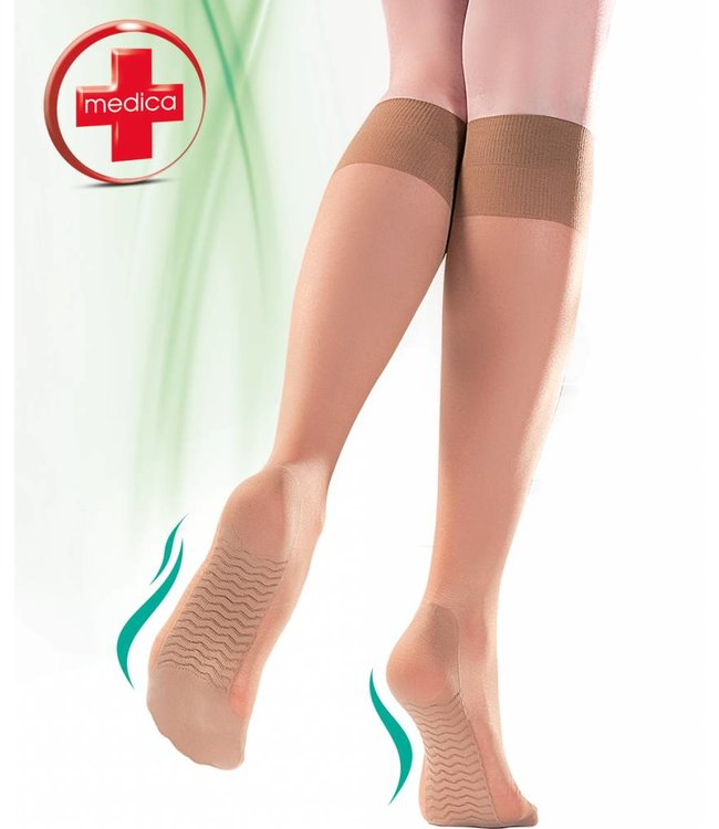 Gabriella Knee High Medica 20 den 502