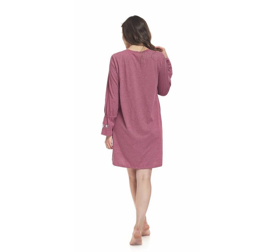 Nachthemd met lange mouwen TM.9352