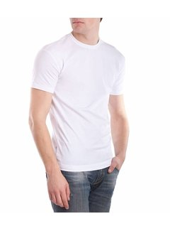 Serge T-shirt Wit 7415/44