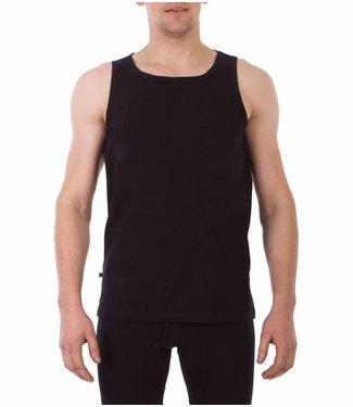 Serge Onderhemd Zwart 7308/32