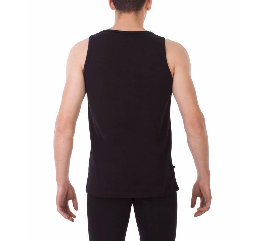 Onderhemd Zwart 7308/32