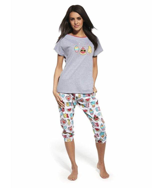 Cornette Pyjama voor mama Hello Summer 063/129