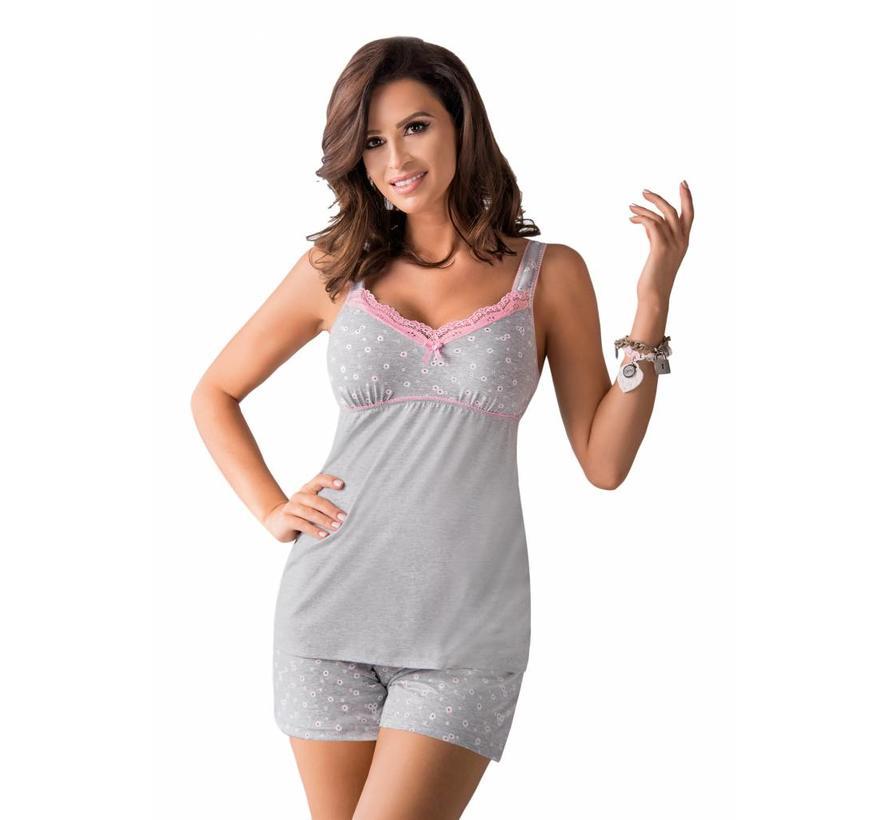 e9f6689ddb13be Pyjama Top   Shorts PATI 1 2 - Talio