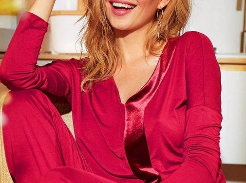 Vanilla Night & Day Pyjama Glow Chili 3144