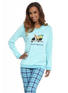 Cornette Mama & dochter pyjamas Toucan 671/127