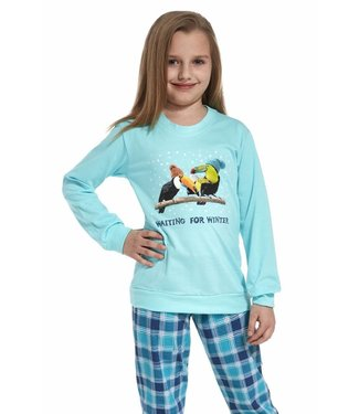 Cornette Pyjama voor meisjes Toucan 594/82