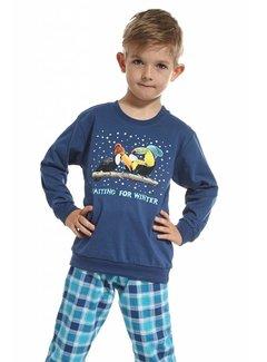 Cornette Papa & zoon pyjama Toucan 593/68