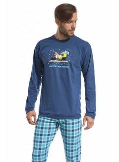 Cornette Papa & zoon pyjamas Toucan 115/83