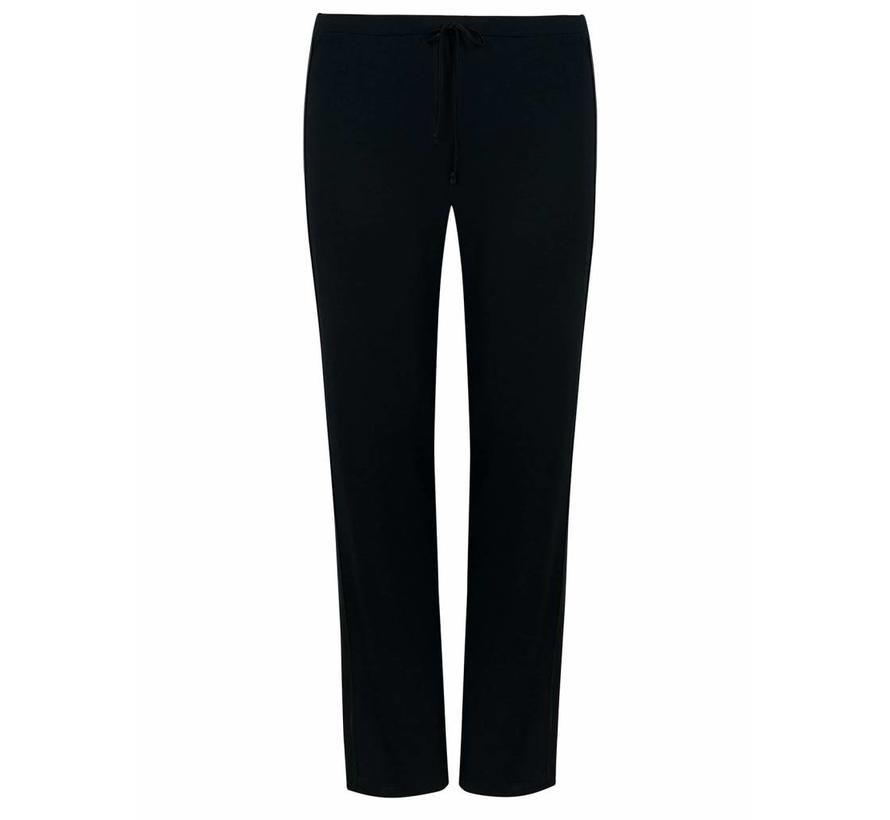 Broek loungewear Zwart 7-810276