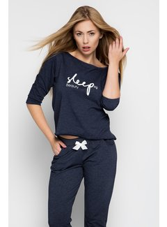 Sensis Pyjama Beauty Navy