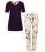 Cybele Pyjama Paars 7-810341