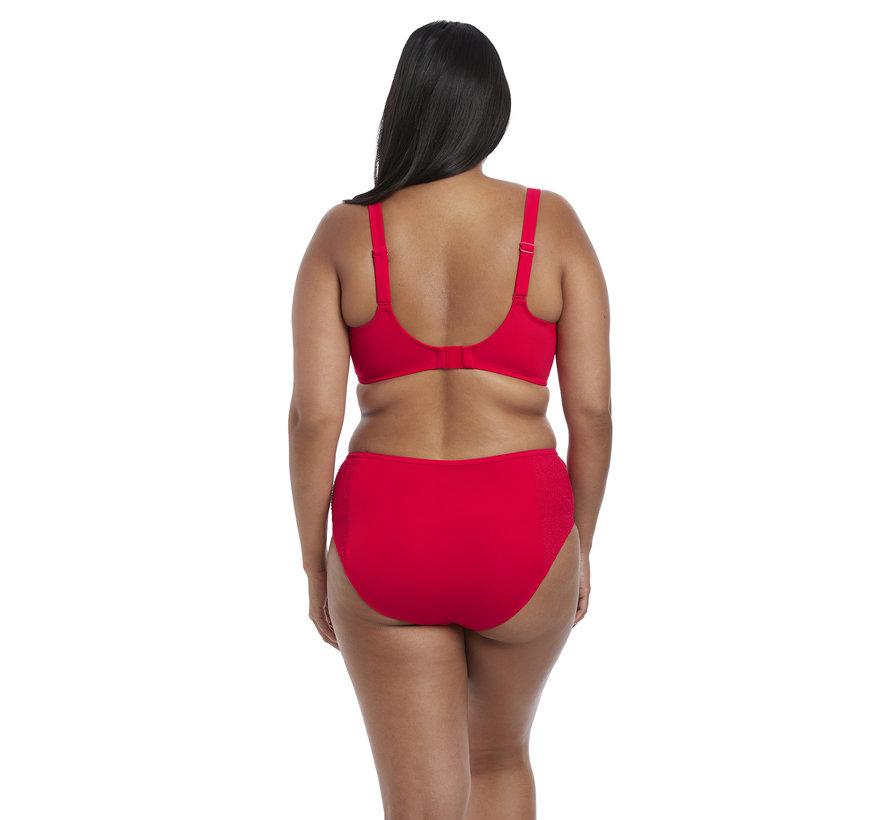 Bikini Top Indie Red ES7536