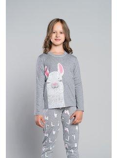 Italian Fashion Familie Pyjama voor kinderen Peru Melange 150