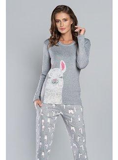 Italian Fashion Pyjama Peru Melange 75