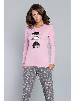 Italian Fashion Pyjama Dima Roze 70