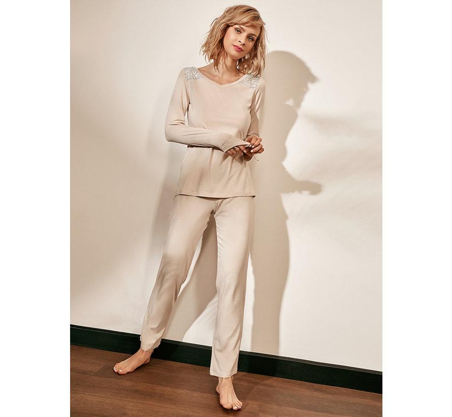 Pyjama Cappuccino 3329