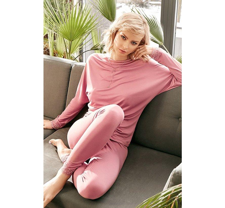 Pyjama Antique Roze 3320