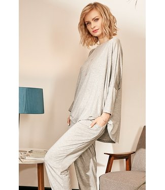 Vanilla Night & Day Pyjama Grijs 3349