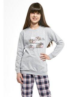 Cornette Familie Pyjama voor meisjes Koala 594/117 592/117