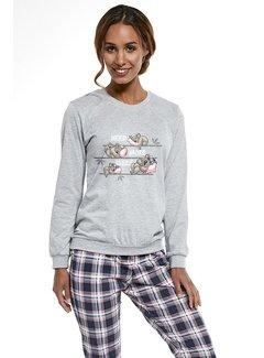 Cornette Familie Pyjama voor mama Koala 671/232