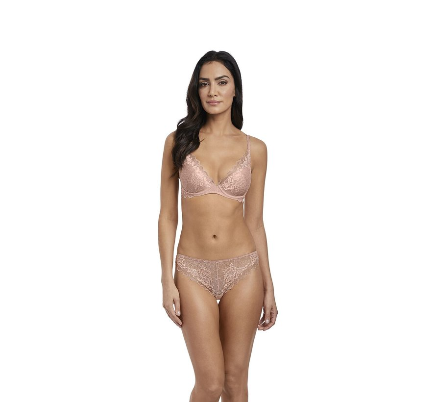 Tanga Lace Perfection Rose Mist WE135007