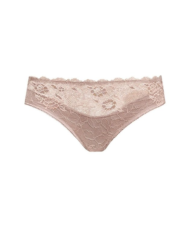 Wacoal Slip Lace Perfection Rose Mist WE135005