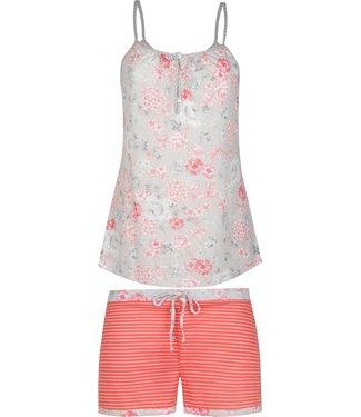 Cybele Pyjama met short Grijs 7-810438