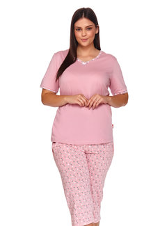 Doctor Nap Pyjama Plus Size Papaya PB.4152