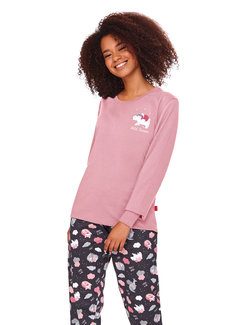Doctor Nap Pyjama Wild Dreams Papaya PM.4117