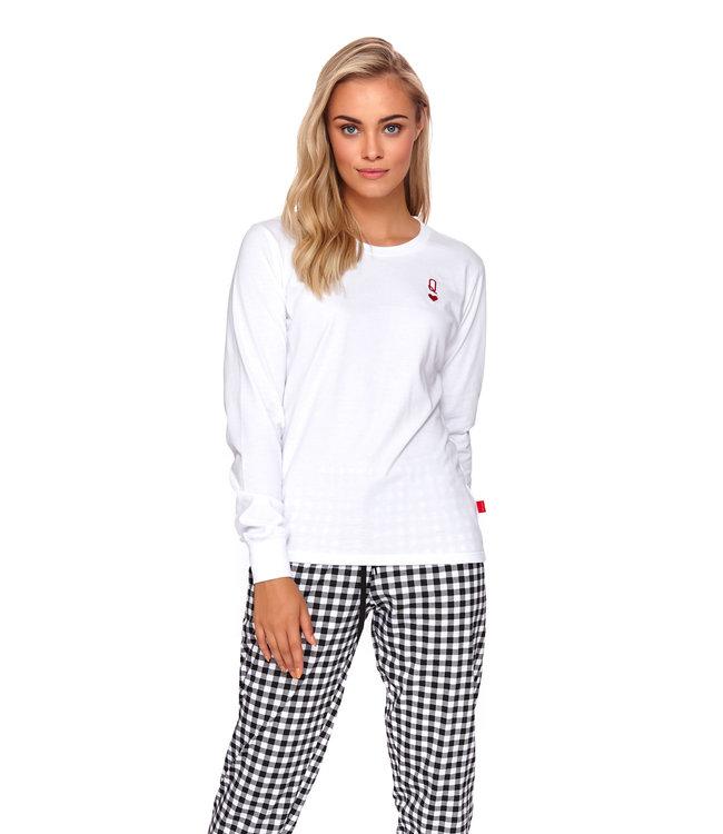 Doctor Nap Pyjama Queen Wit PM.4105