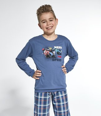 Cornette Familie Pyjama voor jongens Need For Speed 593/112 966/112