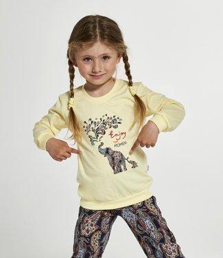 Cornette Familie Pyjama voor meisjes Elephants 594/133 592/133