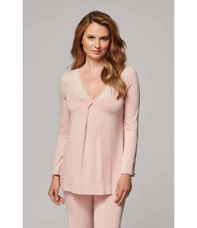 Vanilla Night & Day Pyjama Roze 3538