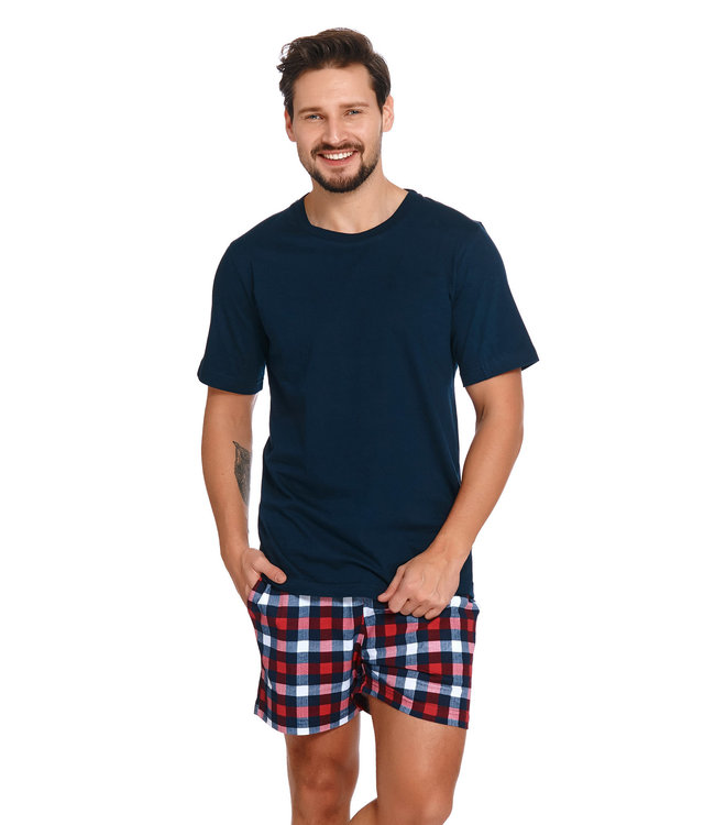 Doctor Nap Pyjama Navy PMB.9963