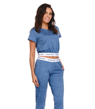 Doctor Nap Pyjama Doctor Nap Jeans PM.4203