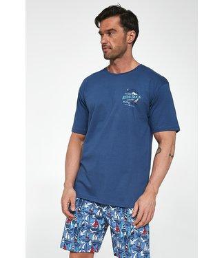 Cornette Pyjama voor papa Blue Dock 2  326/104