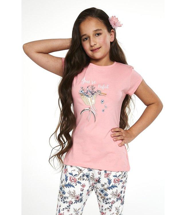 Cornette Pyjama voor meisjes Perfect 490/88 491/88