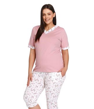 Doctor Nap Pyjama Plus Size Papaya PB.9981
