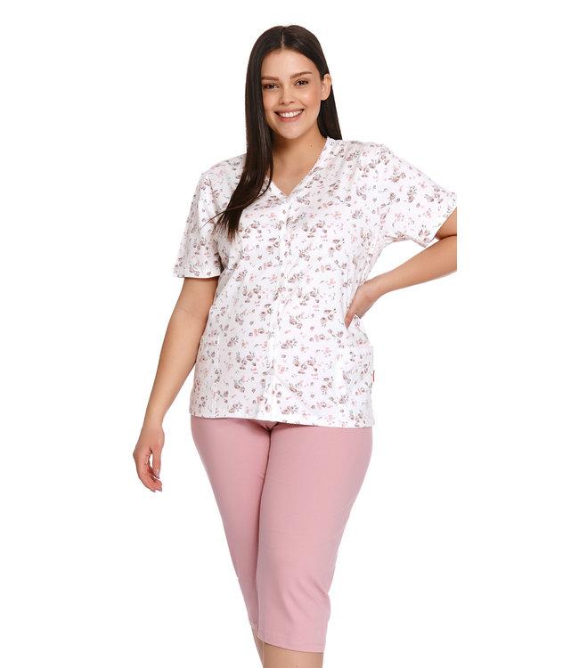 Doctor Nap Pyjama Plus Size Papaya PB.4259