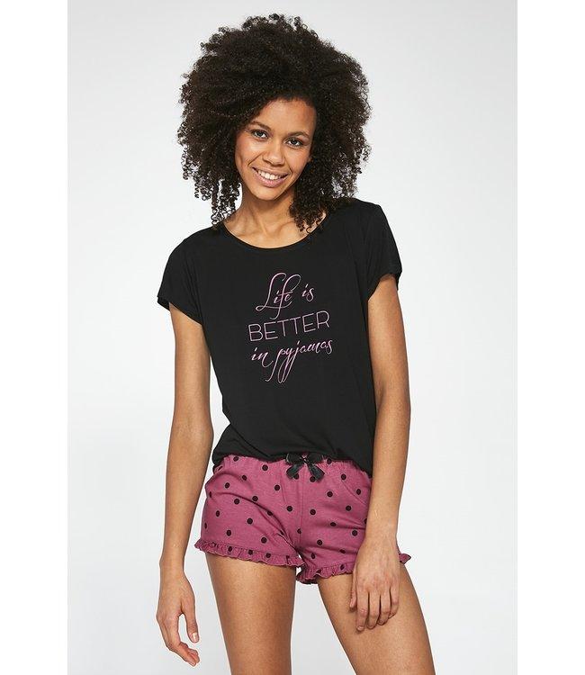 Cornette Pyjama voor dames Life 4 492/190