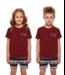 Doctor Nap Pyjama voor kinderen Best Friends Sangria PDU.4269