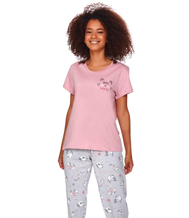 Doctor Nap Pyjama Kitty Papaya Lang PM.4120