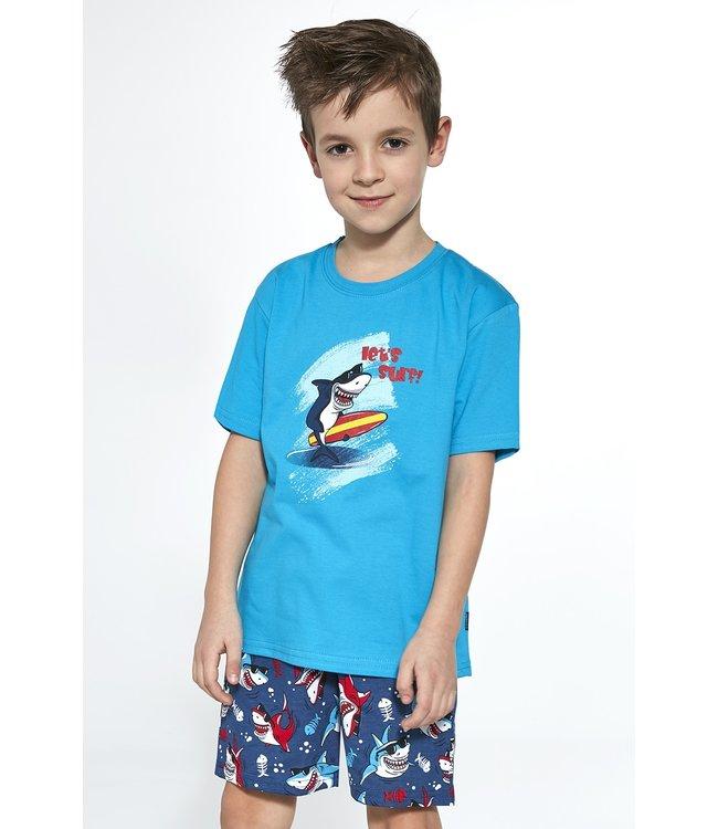Cornette Pyjama voor jongens Shark 789/90