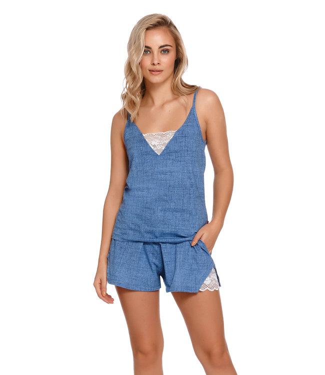Doctor Nap Pyjama Jeans Kort PM.4228