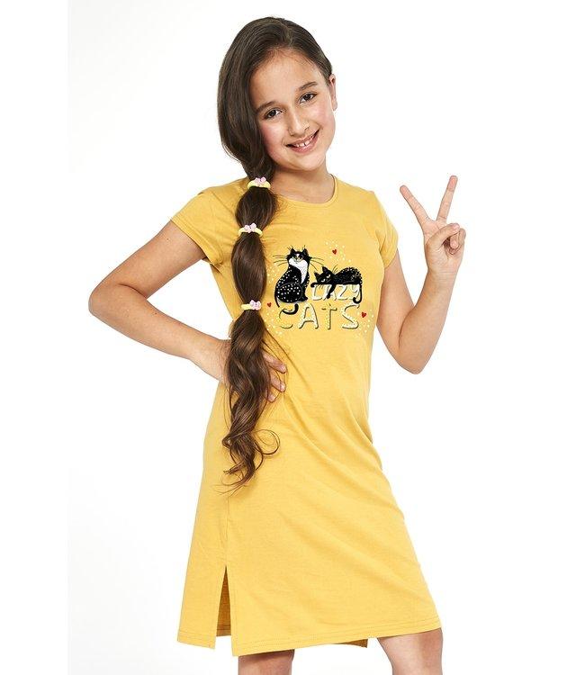 Cornette Nachthemdje voor meisjes Cats 2 493/90 494/90