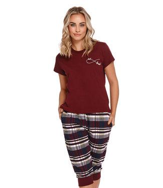 Doctor Nap Pyjama Best Friends Sangria PM.4218