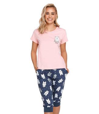 Doctor Nap Pyjama Bear Yourself Sweet Pink PM.4218
