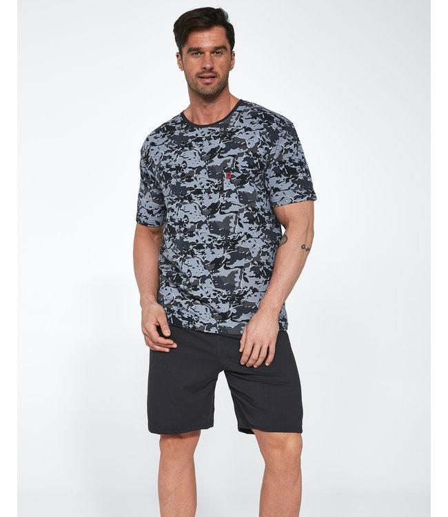 Cornette Pyjama voor heren Military 297/01