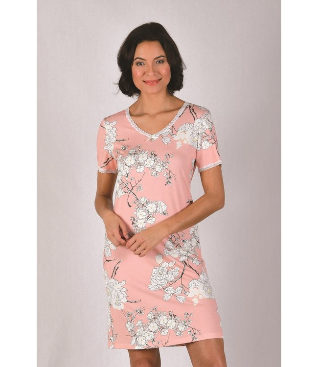 Cybele Nachthemd Roze 7-800528