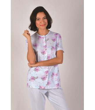 Cybele Pyjama Plus Size Bloemen 020 7-810553